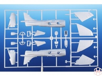 Special Hobby - Sea Harrier FA.2 / reissue, 1/72, 72154 3