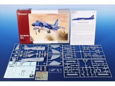 Special Hobby - Sea Harrier FA.2 / reissue, 1/72, 72154 2