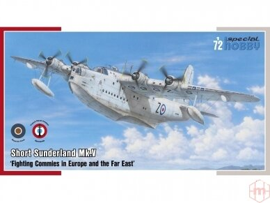 Special Hobby - Short Sunderland Mk.V, 1, Mastelis: 1/72, 72162