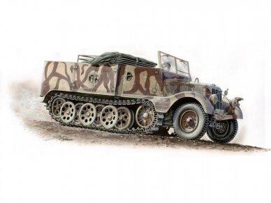 Special Armour - SdKfz 11/4 Nebelkraftwagen, 1/72, 72004
