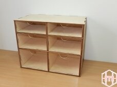 Drawers Module, MODBOX05