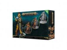 Stormcast Eternals + Paint Set, 60-10