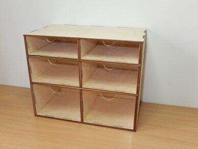 Stalčių modulis, MODBOX05