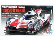 Tamiya - TOYOTA GAZOO Racing TS050 Hybrid, Mastelis: 1/24, 24349