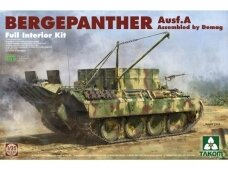 Takom - Bergepanther Ausf. A Assembled by Demag, 1/35, 2101
