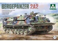 Takom - Bergepanzer 2A2, Mastelis: 1/35, 2135