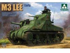 Takom - US Medium Tank M3 Lee, 1/35, 2085