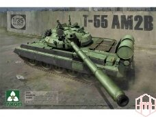 Takom - T-55 AM2B DDR Medium Tank, Mastelis: 1/35, 2057