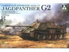Takom - Jagdpanther G2 Sd.Kfz. 173 Full Interior, Scale: 1/35, 2118
