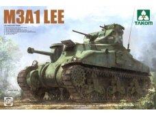 Takom - M3A1 Lee, Mastelis: 1/35, 2114