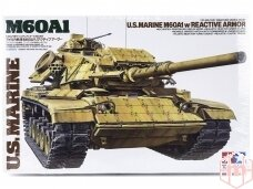 Tamiya - U.S Marine M60A1, 1/35, 35157