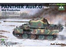 Takom - Panther Ausf. G, Mastelis: 1/35, 2120