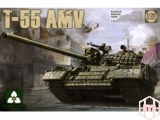 Takom - T-55 AMV Russian Medium Tank, Mastelis: 1/35, 2042