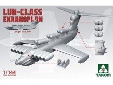 Takom - Lun-Class Ekranoplan, 1/144, 3002