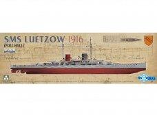 Takom - SMS Luetzow 1916 full hull, 1/700, 7036