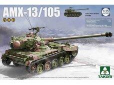 Takom - AMX-13/105, Mastelis: 1/35, 2062