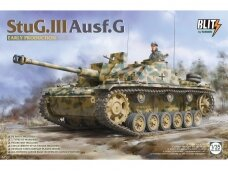 Takom - StuG.III Ausf.G Early Production, Mastelis: 1/35, 8004