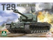 Takom - T29 Heavy Tank, 1/35, 2143