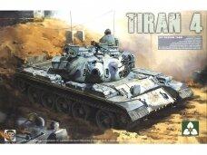 Takom - Tiran 4 IDF Medium Tank, 1/35, 2051