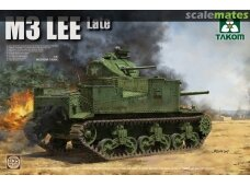 Takom - US Medium Tank M3 Lee (Late), Mastelis: 1/35, 2087