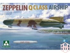 Takom - Zeppelin Q Class Airship, 1/350, 6003