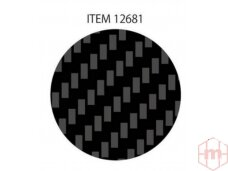 Tamiya - Carbon Decal Twill F, 12681