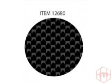 Tamiya - Carbon Decal Plain EF, 12680