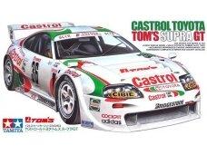 Tamiya - Castrol Toyota Tom`s Supra GT, Scale: 1/24, 24163