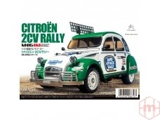 Tamiya - Citroën 2CV Rally (M-05Ra), Scale: 1/10, 58670