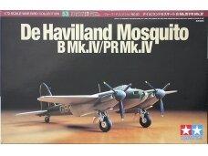 Tamiya - De Havilland Mosquito B Mk.IV/PR Mk.IV, Scale:1/72, 60753