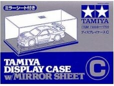 Tamiya - Display Case C w/Mirror, for 1/24-1/20 scale kits, 73008