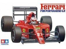 Tamiya - Ferrari F189, Scale: 1/20, 20024