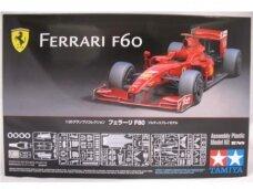 Tamiya - Ferrari F60 F.1, Mastelis: 1/20, 20059