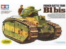 Tamiya - Franch Battle Tank B1 bis, 1/35, 35282