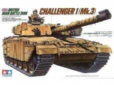 Tamiya - British main battle tank Challenger 1 Mk.3, 1/35, 35154