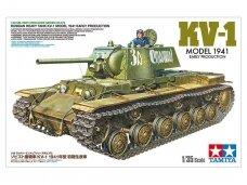 Tamiya - Russian Heavy Tank KV-1, Mastelis: 1/35, 35372