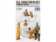 Tamiya - U.S. Tank Crew set (European Theater), 1/35, 35347