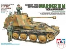 "Tamiya - German Tank Destroyer Marder III M ""Normandy Front"", 1/35, 35364"
