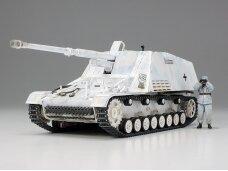 Tamiya - German Self-Propelled Heavy Anti-Tank Gun Nashorn, 1/48, 32600