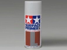 Tamiya - Fine Surface Primer L - Light Grey 180ml, 87064