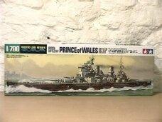 Tamiya - HMS Prince Of Wales, Mastelis: 1/700, 31615