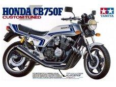Tamiya - Honda CB750F Custom Tuned, Scale: 1/12, 14066