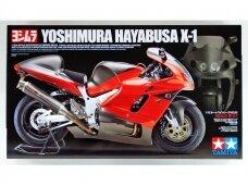 Tamiya - Yoshimura Hayabusa X-1, Mastelis: 1/12, 14093