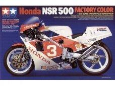 Tamiya - Honda NSR500 Factory Color, Mastelis: 1/12, 14099