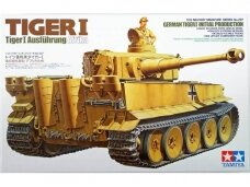Tamiya - German Tiger I Initial Production, Mastelis: 1/35, 35227