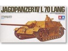Tamiya - Jagdpanzer IV L/70 Lang, Scale:1/35, 35088