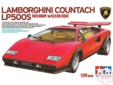 Tamiya - Lamborghini countach LP500S, Scale: 1/24, 25419