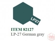 Tamiya - LP-27 German gray, 10ml