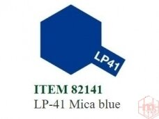 Tamiya - LP-41 Mica blue, 10ml