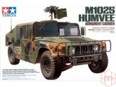 Tamiya - M1025 Humvee Armament Carrier, Mastelis: 1/35, 35263